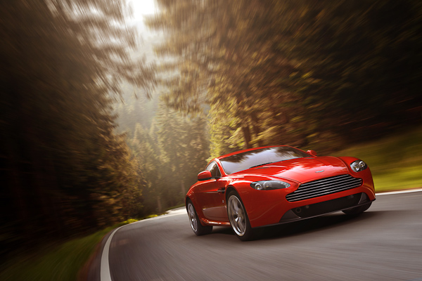 2012 Aston Martin Vantage