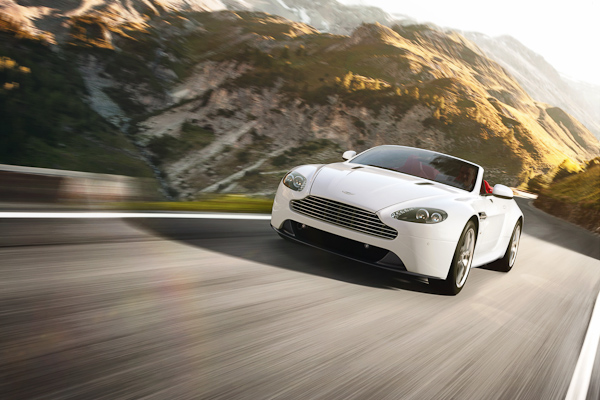 2012 V8 Vantage roadster