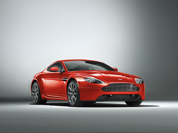 2012 V8 Vantage