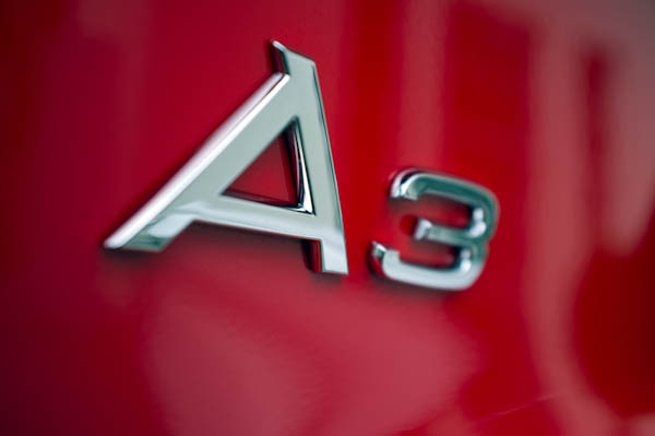 Audi A3 Red Badge