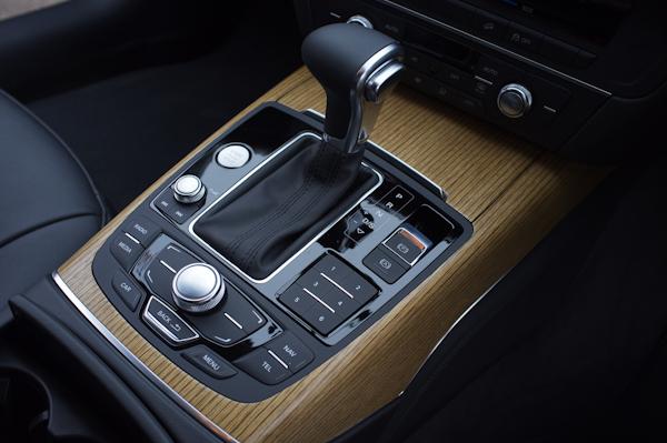Audi A6 Allroad Gearstick