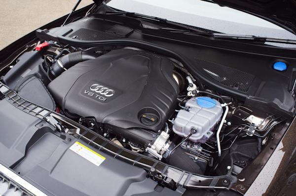 Audi A6 Allroad Engine