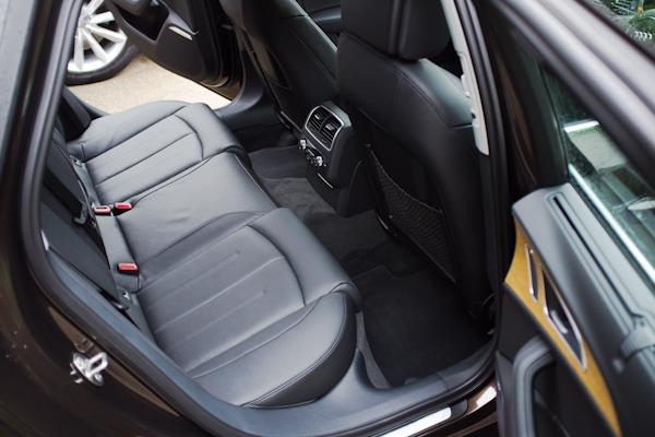 Audi A6 Allroad Passenger Seats