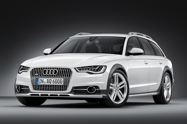 2012 Audi A6 Allroad - Details, Photos and Verdict | carwow