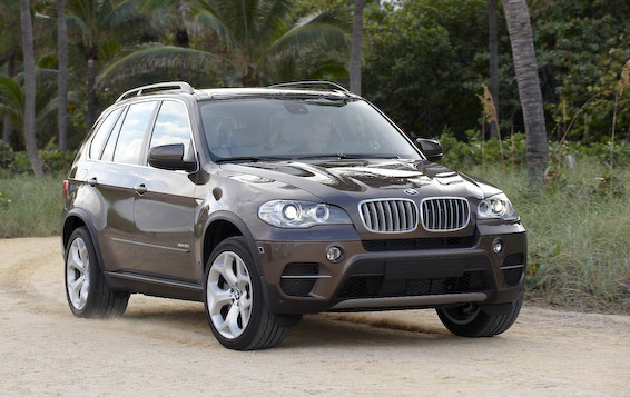 new BMW X5 7 seats
