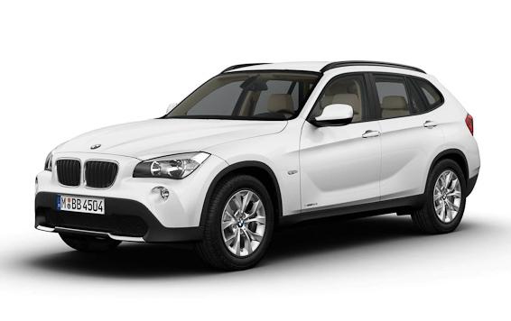 BMW X1 crossover