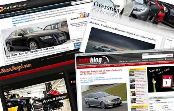 Best UK Car Blogs