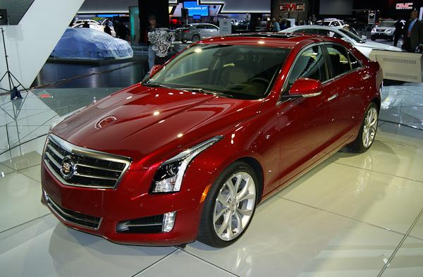 Cadillac ATS Concept