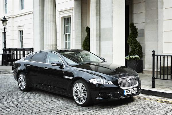 Camerons's Jaguar