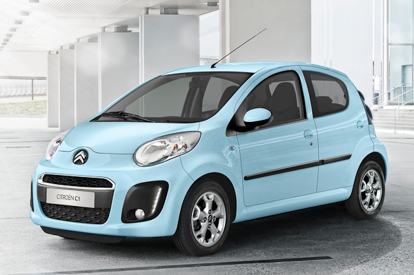 2012 Citroen C1 Facelift- What's Different? | carwow