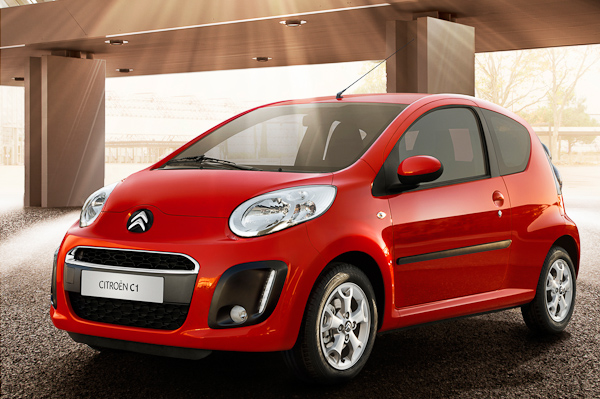 2012 citroen c1 facelift what 39 s different carwow. Black Bedroom Furniture Sets. Home Design Ideas