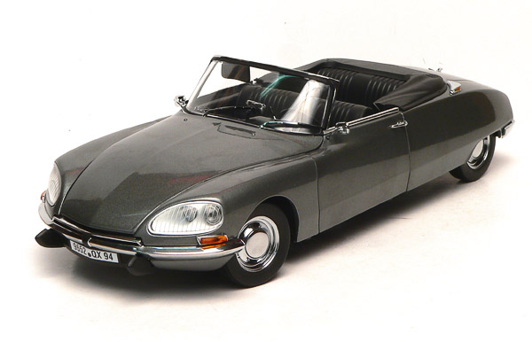 Citroen DS Decapotable
