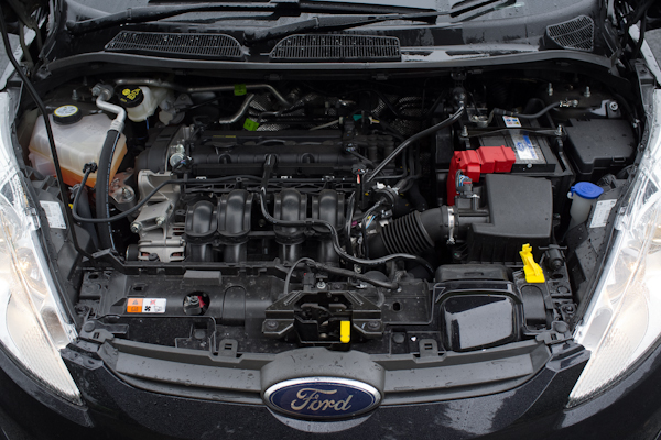 Ford Fiesta engine