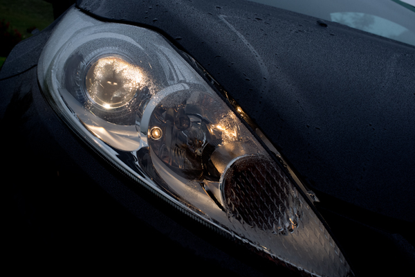 Ford Fiesta Headlight