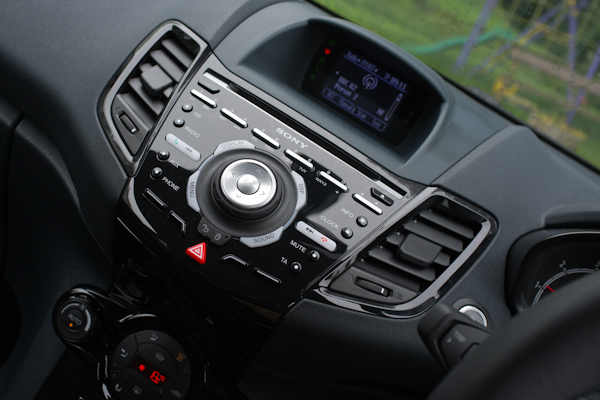 Ford Fiesta Radio