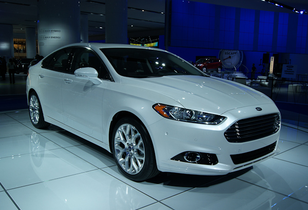 Ford Mondeo Concept 2012
