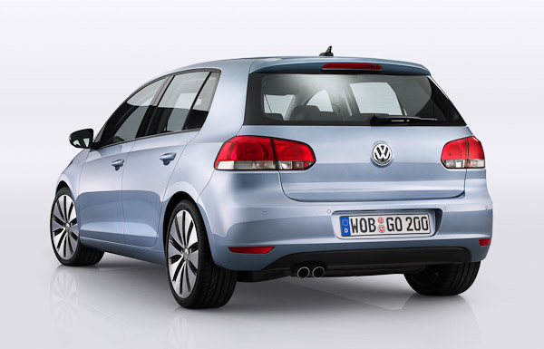 Golf Mk6 Rear