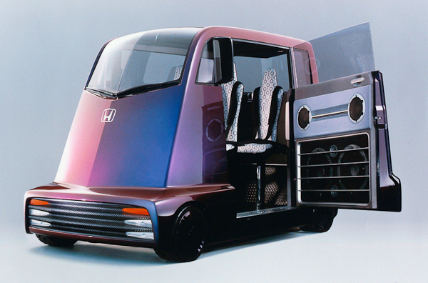 Weird Concept Cars From The 90s Carwow