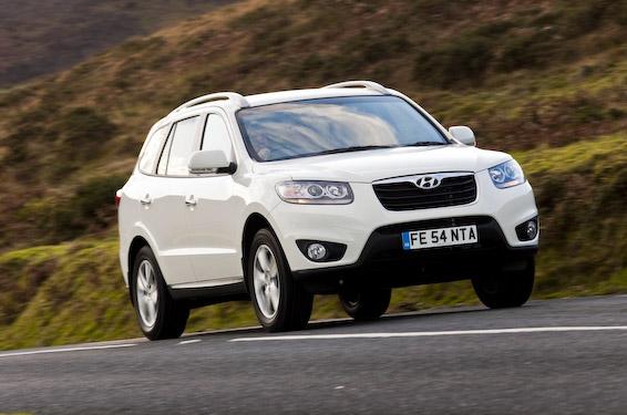 Hyundai Santa Fe 7 Seats