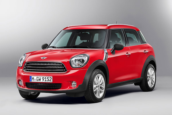 MINI Countryman Red