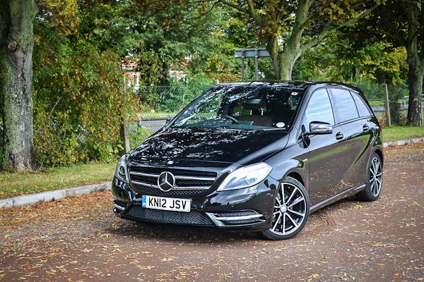 Mercedes B180 Cdi Uk Review Got Money To Burn Carwow