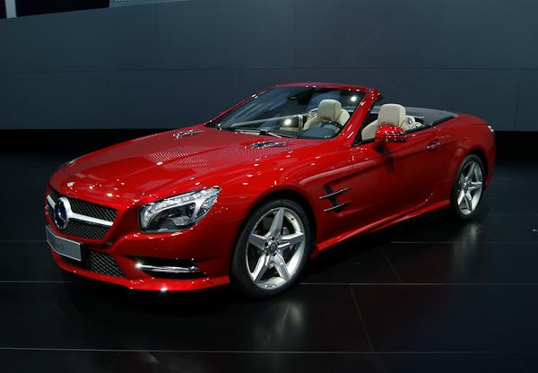 Mercedes SL Concept