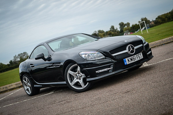 Mercedes Slk 250 Cdi Review Carwow