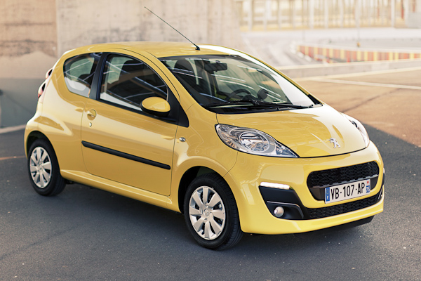 Peugeot 107 Facelift - What's Different? | carwow