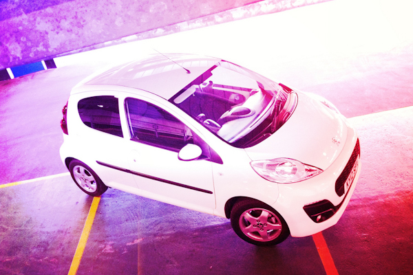 New peugeot 107 review too old to consider carwow for Peugeot 107 allure review