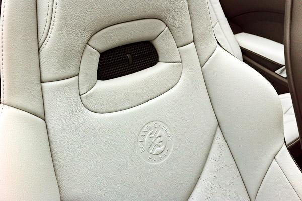 Peugeot 308 CC Roland Garros Leather Seats