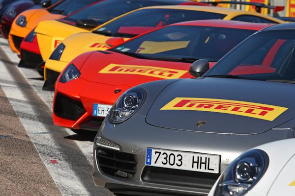 Pirelli Cars