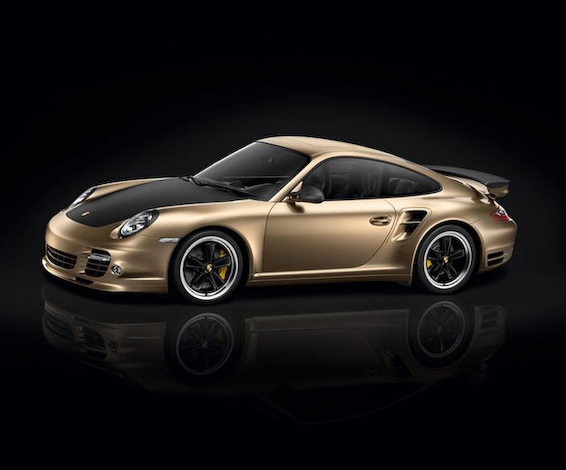 Gold Bronze 911 Chinese Edition