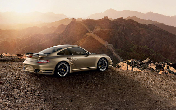 Turbo S Chinese Edition