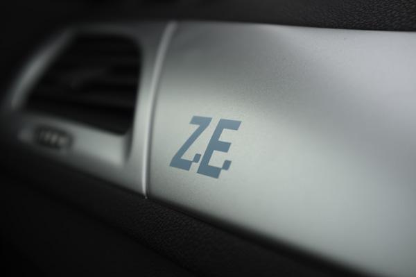 ZE badge
