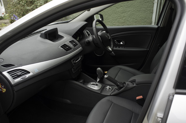 Renault Fluence Interior