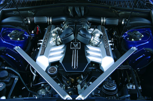 Phantom Drophead Engine