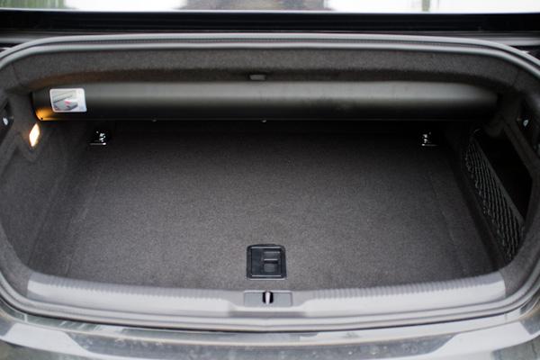 Audi S5 Boot