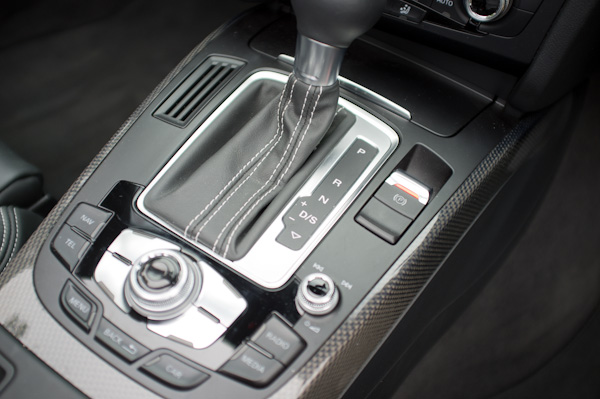 Audi S5 Gearbox