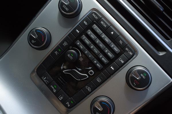 Volvo S60 Center Console