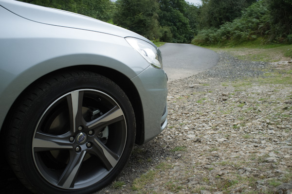 Volvo S60 Front