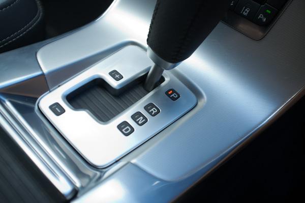 Volvo S60 Gearstick