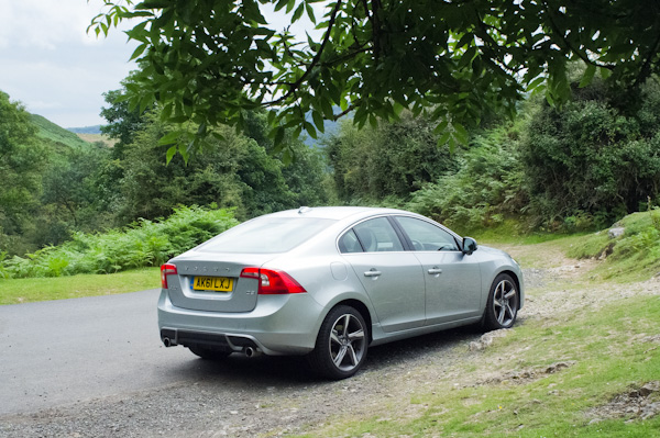 Volvo Rear 3 Quarters