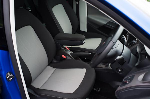 seat ibiza front seats