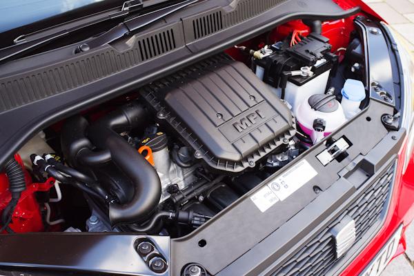 seat mii engine