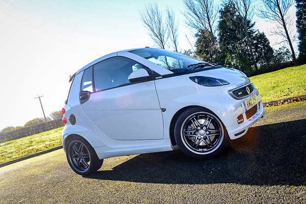 Smart fortwo cabrio 98 brabus xclusive review carwow altavistaventures Image collections