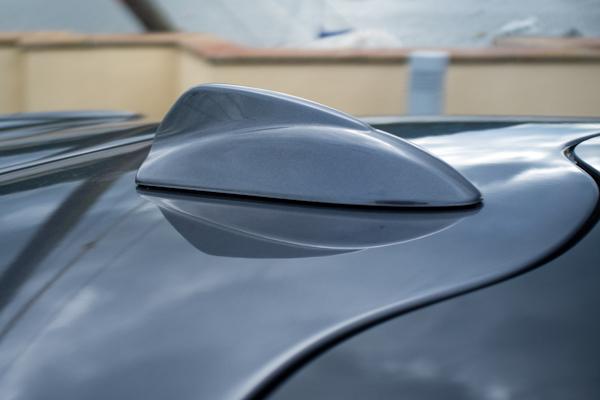 Volvo V40 Grey Aeriel