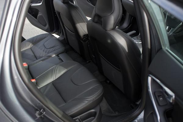 Volvo V40 Grey Rear