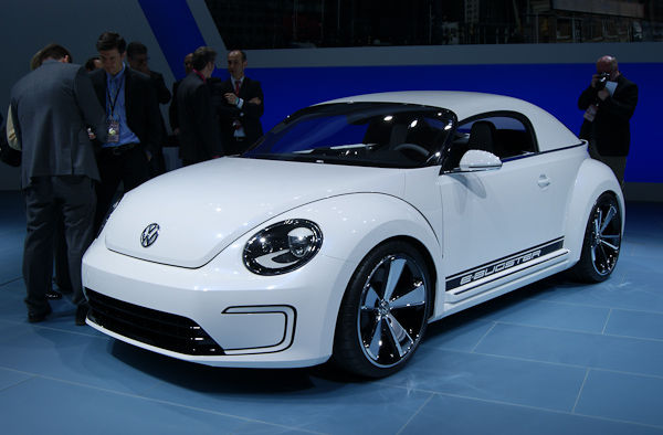 VW Bugster Concept