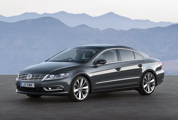 vw passat cc  called  cc carwow