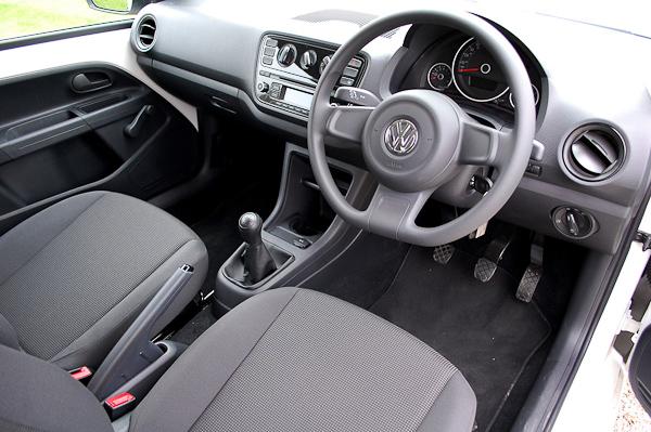Take up interior